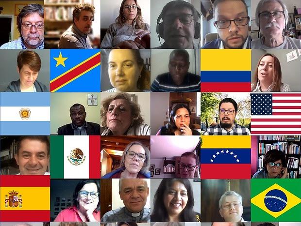 Scholas Occurrentes: Encuentro de docentes sobre la pandemia