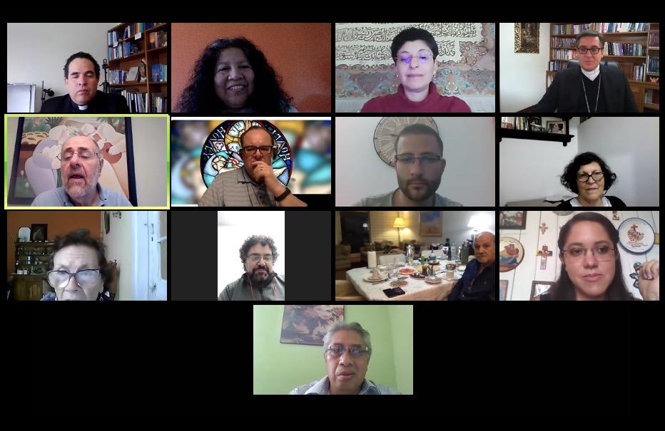 Consejo Episcopal Latinoméricano, encuentro interreligioso por el fin del Ramadán