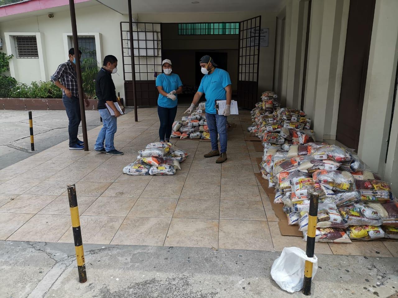 Iglesia El Salvador pandemia cercana a vulnerables