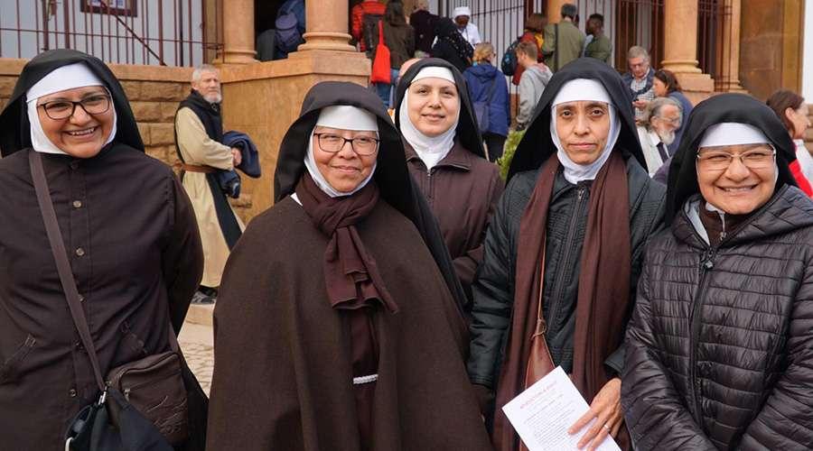 Marruecos, monjas clarisas