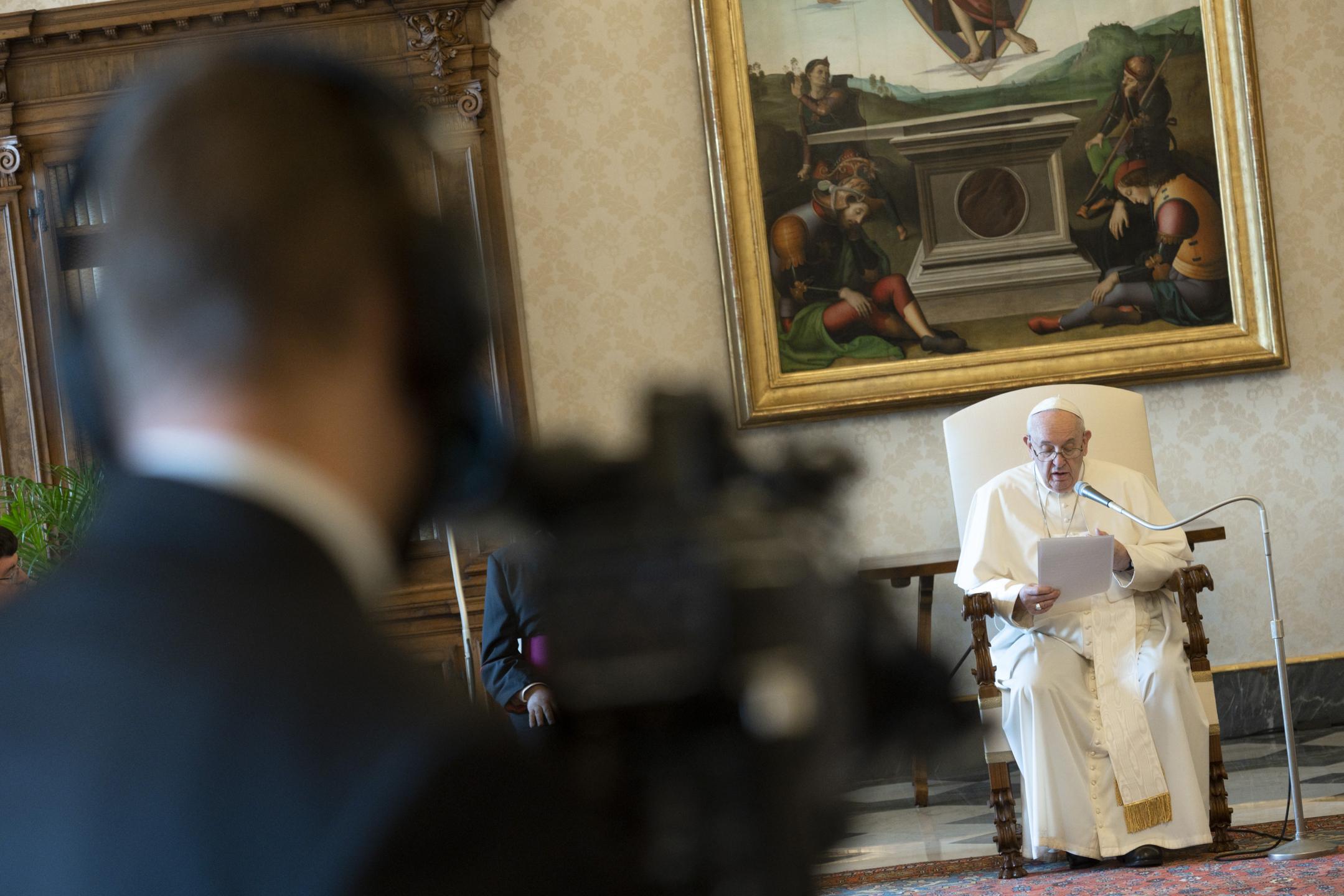 Sagrado Corazón de Jesús: Papa