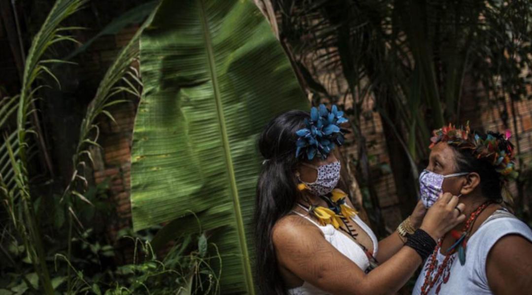 #TodosSomosAmazonía: Campaña contra COVID-19