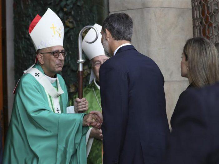 España Rey cardenal Omella