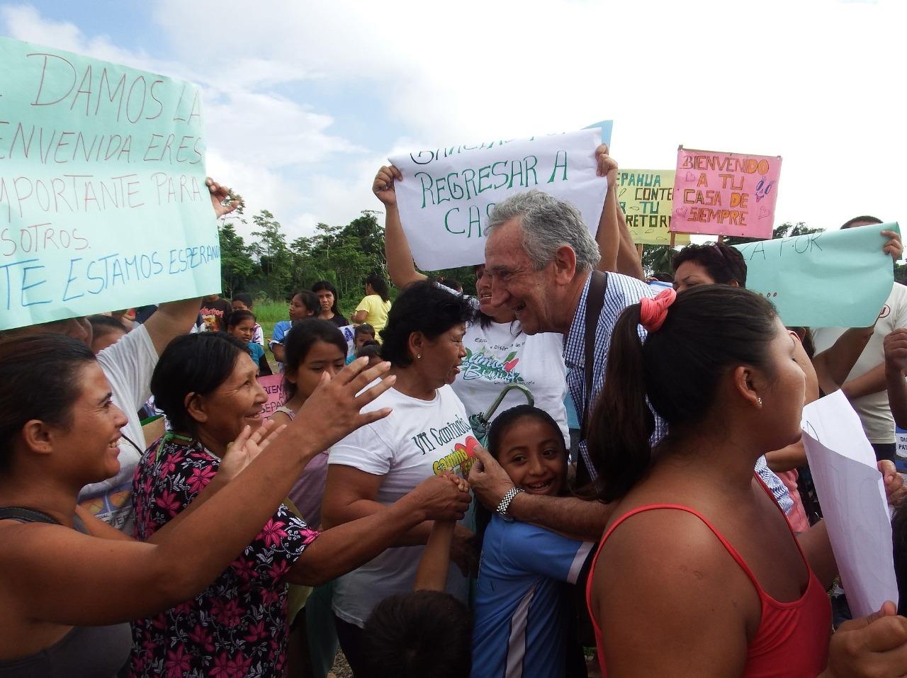 Perú: Ayuda a las comunidades indígenas
