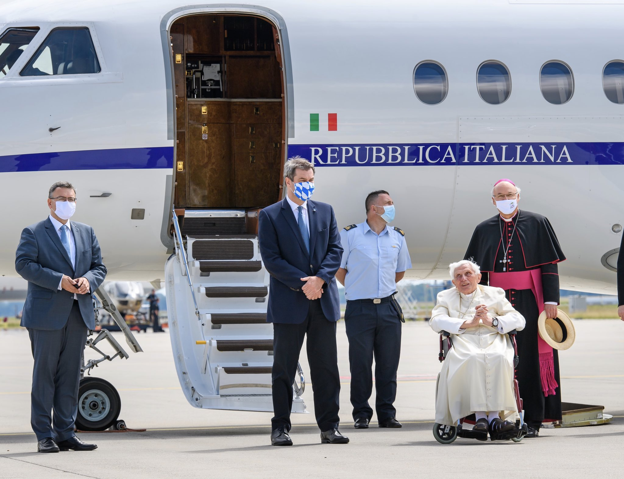 Benedicto XVI carta