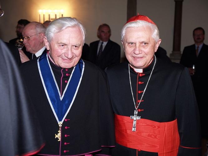Benedicto XVI Ratisbona
