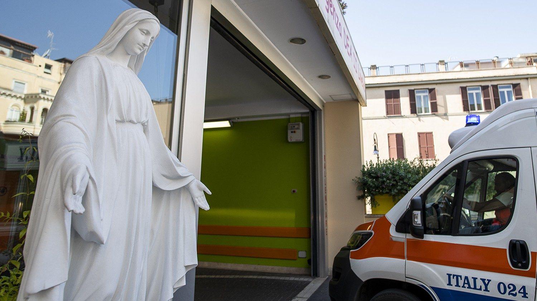 Vaticano: Comisión para las actividades sanitarias