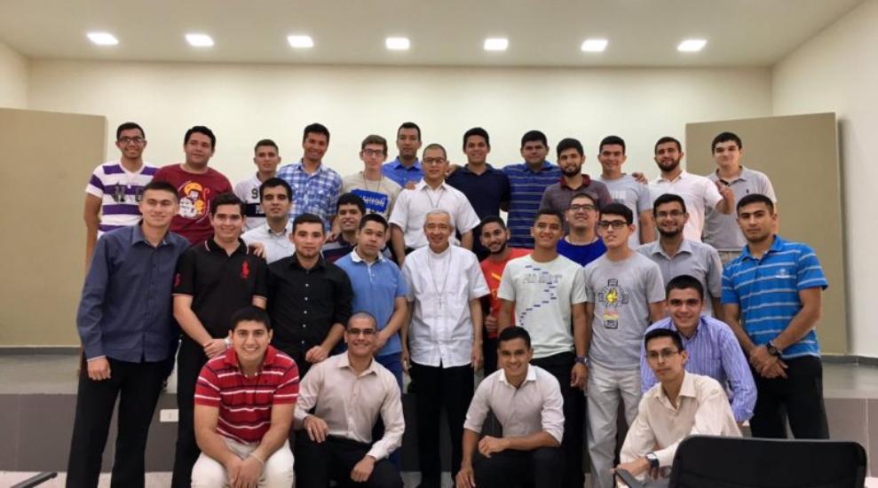 Paraguay: Seminaristas