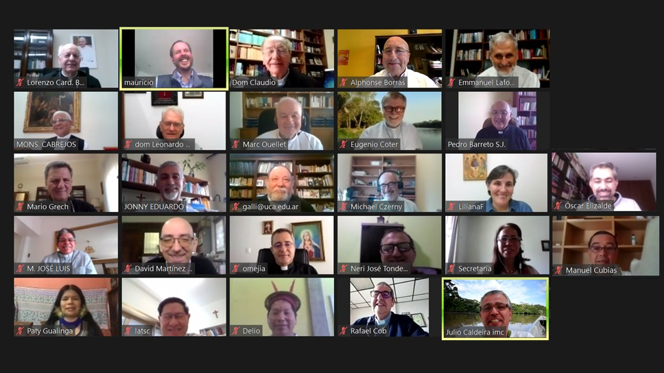 Conferencia Eclesial de la Amazonía