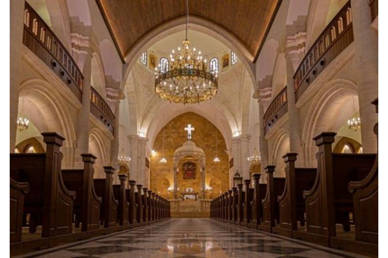 Catedral de Alepo