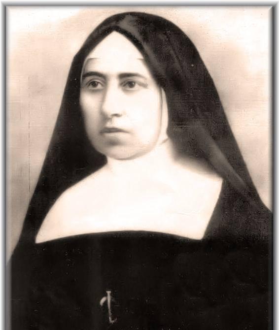 Santa Paulina del Corazón Agonizante