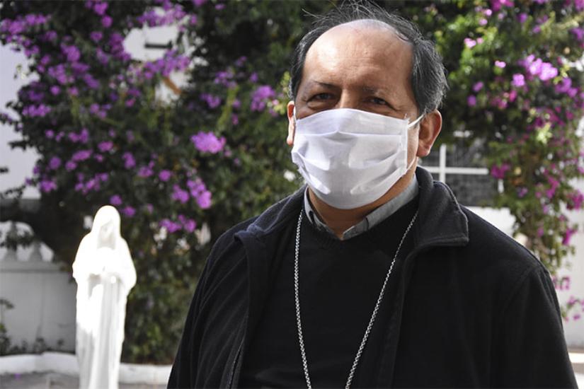 Bolivia: COVID-19 la Iglesia llama a cuidar la salud