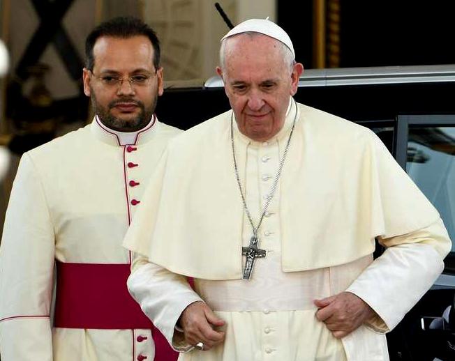 secretario personal del Papa
