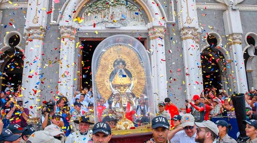 Costa Rica: Romería de la Virgen de los Ángeles