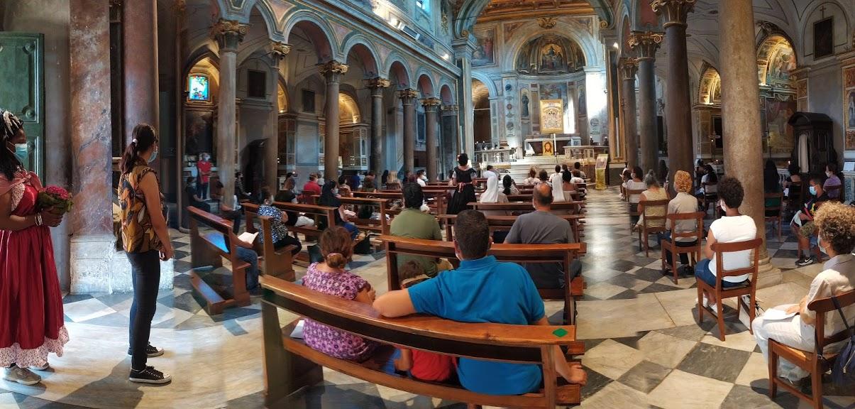 Roma: Vigilia por víctimas de COVID-19 en Latinoamérica
