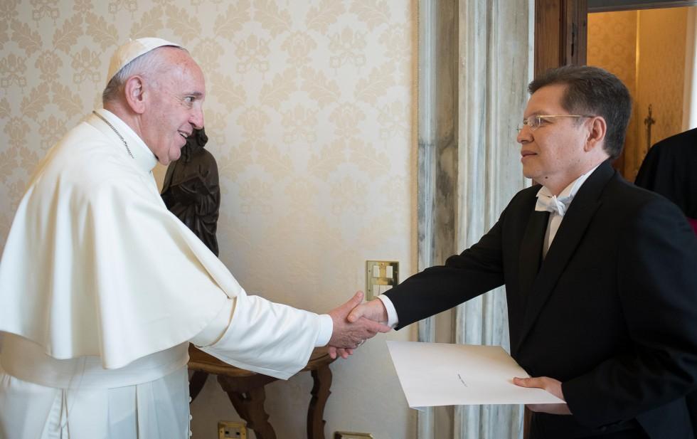 Comisión Pontificia América Latina