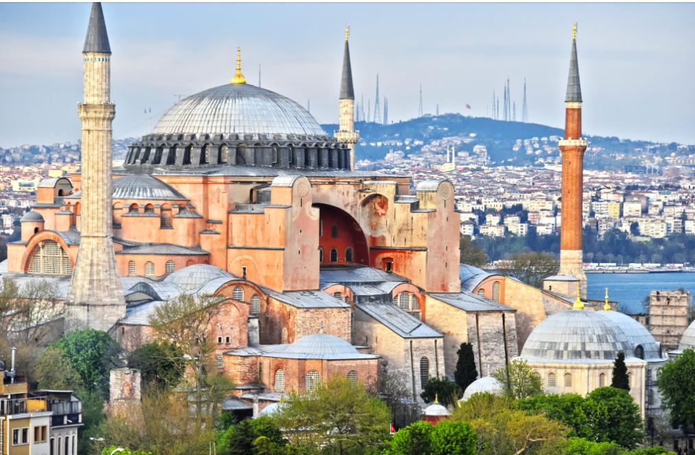 Santa Sofía: Conferencia de Iglesias Europeas