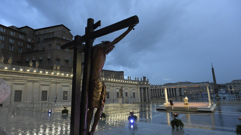 Coronavirus prefacio del Papa