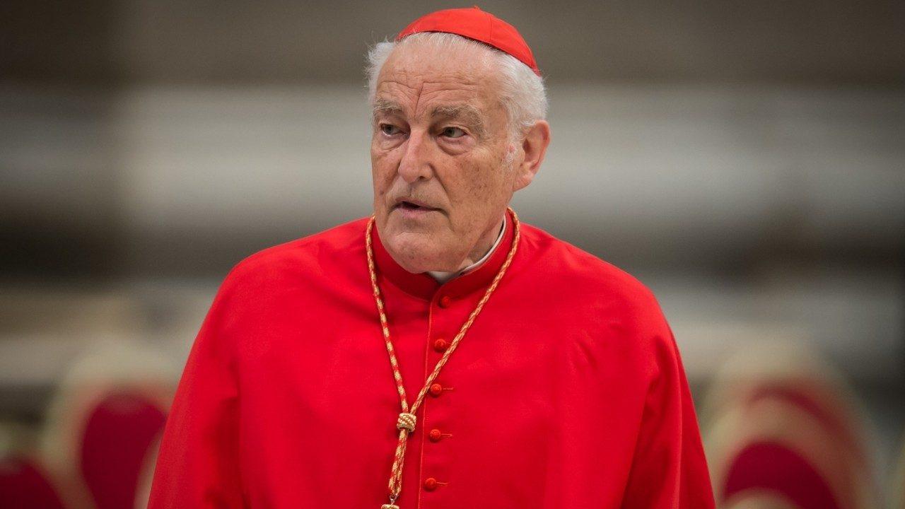 Pésame del Papa por la muerte del cardenal Grocholewski