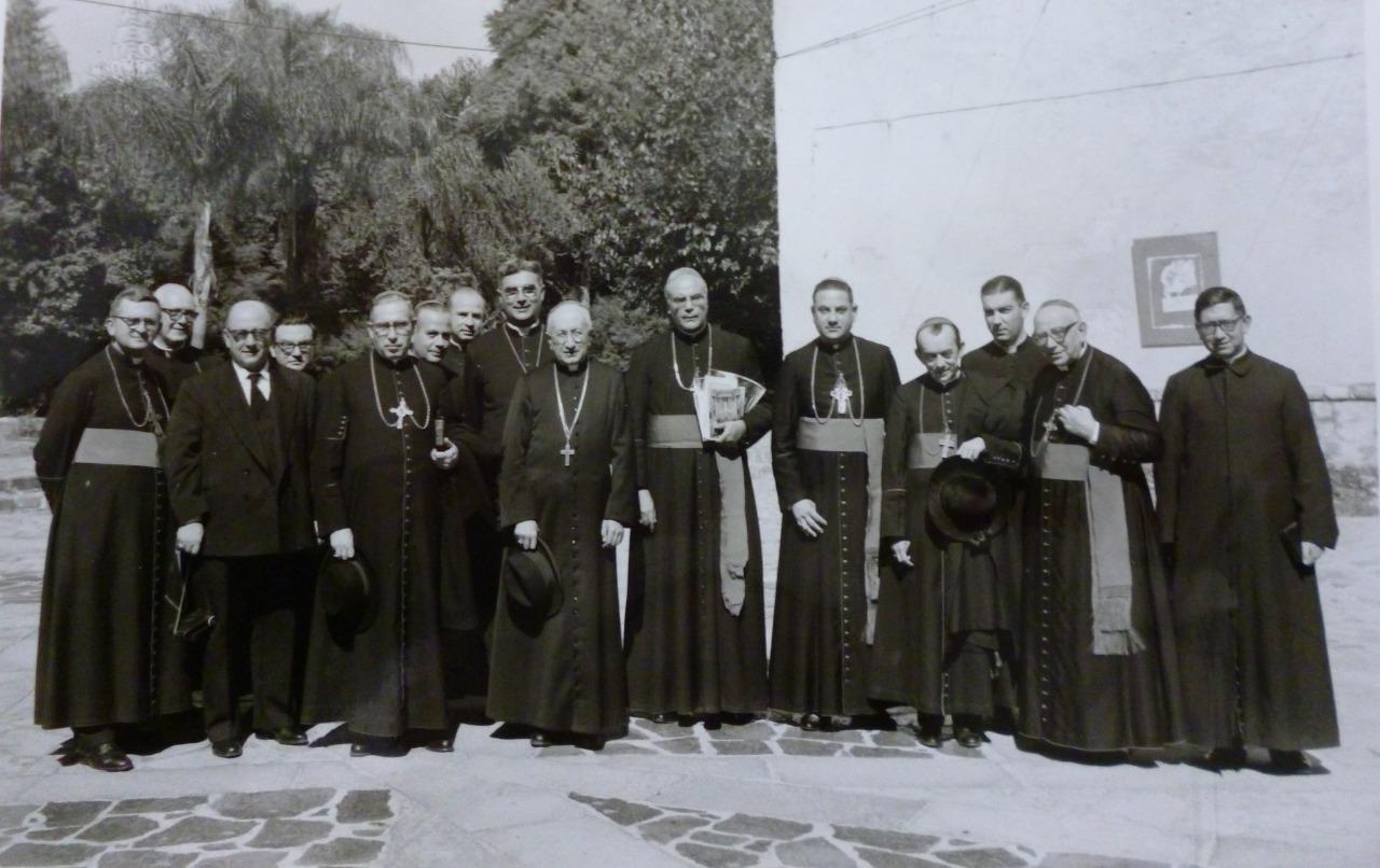 65 años Conferencia del Episcopado Latinoamericano y el Caribe (C) CELAM