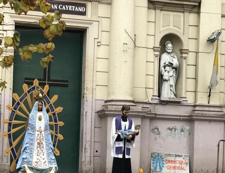 Argentina: Fiestas patronales de san Cayetano