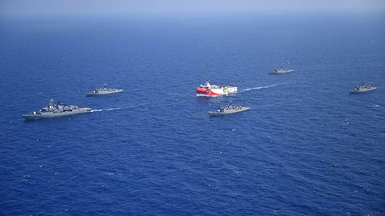 Mediterráneo Oriental: El Papa llama a la paz y el diálogo
