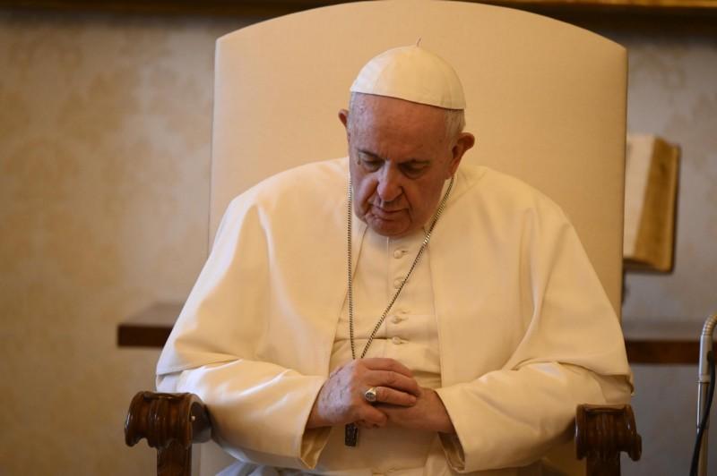 Audiencia general: El Papa reza por Beirut