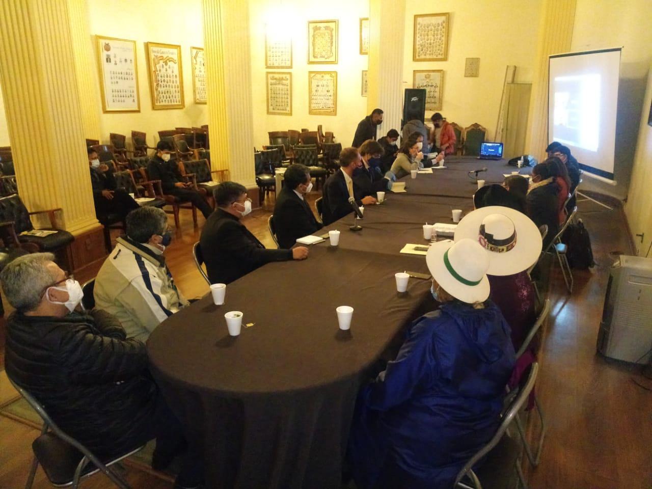 Bolivia: fecha de elecciones