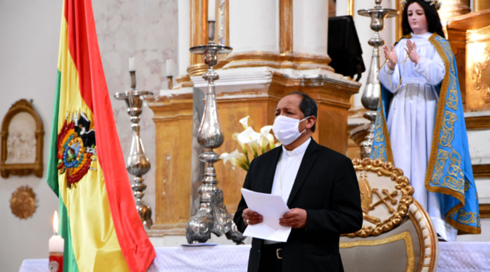 Bolivia: diálogo concflictos sociales