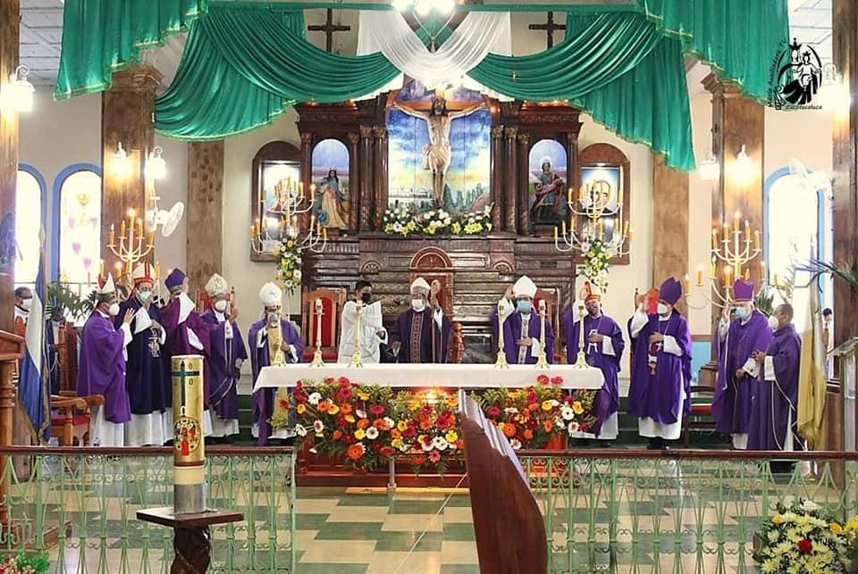 El Salvador: obispos asesinato