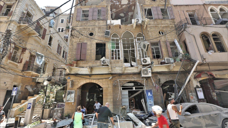 Beirut: Llamamiento del patriarca Rai
