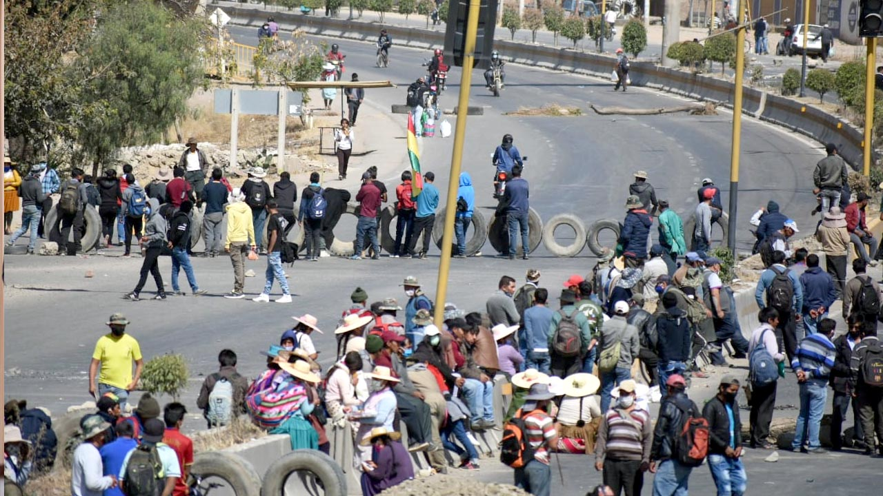 Bolivia: Iglesia elecciones
