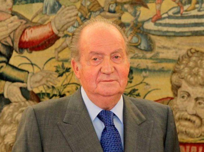 España rey Juan Carlos I