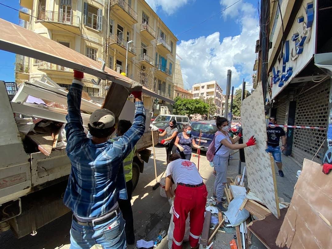 Líbano: Solidaridad de episcopados