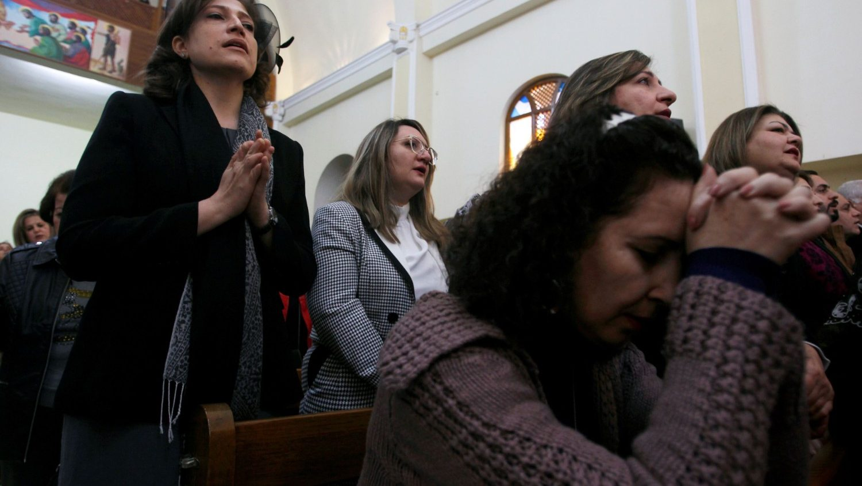 Irak: Cristianos