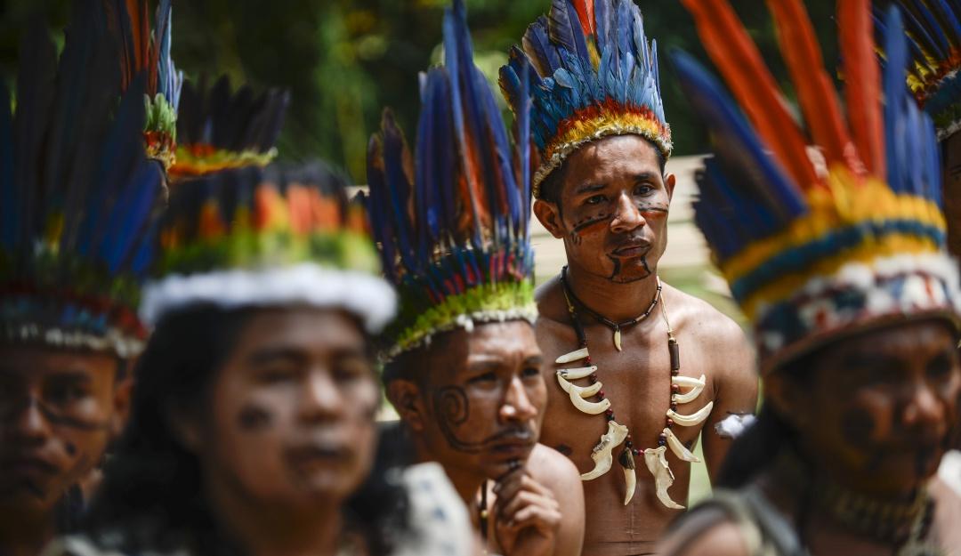 Latinomérica: pueblos indígenas