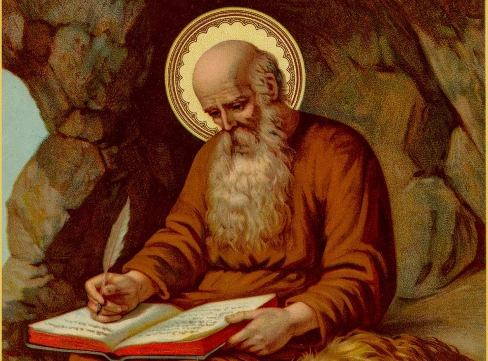 San Jerónimo Carta Papa