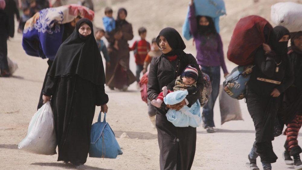 Siria: Cardenal Zenari