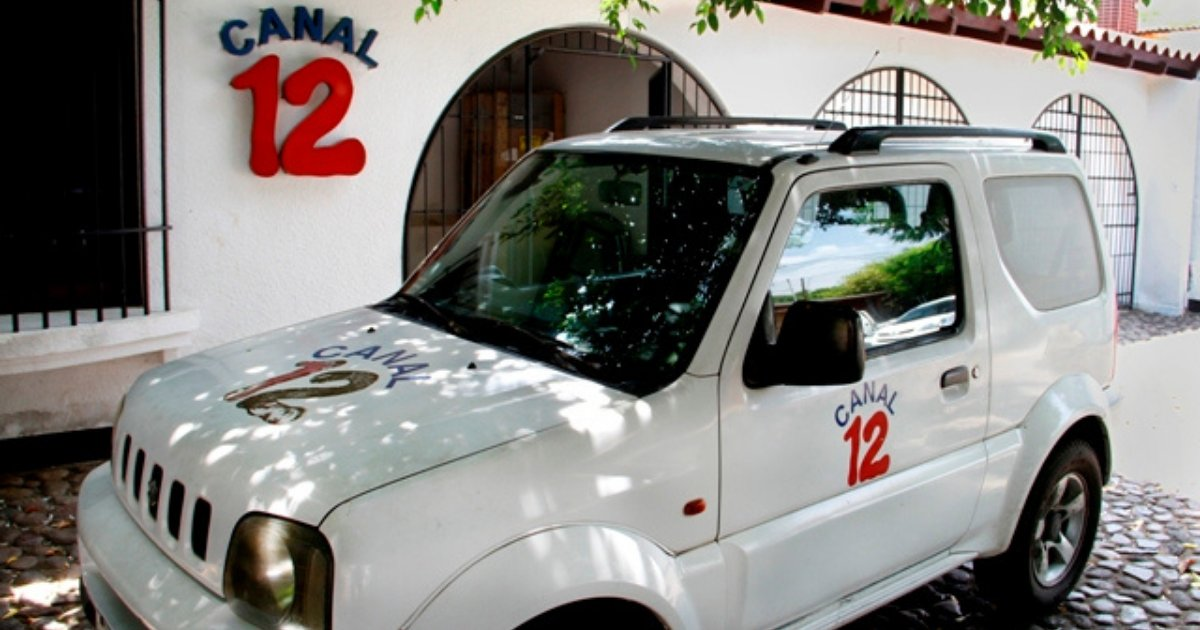 Nicaragua: Embargo Canal 12