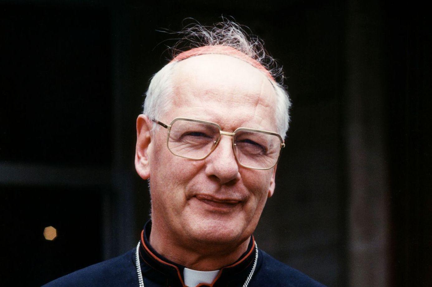 muerte del cardenal Simonis