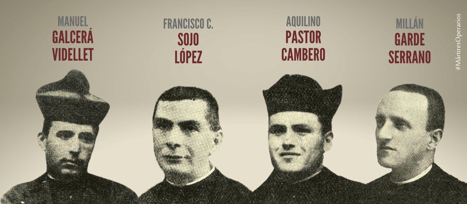 Francisco Cástor Sojo López y compañeros mártires s