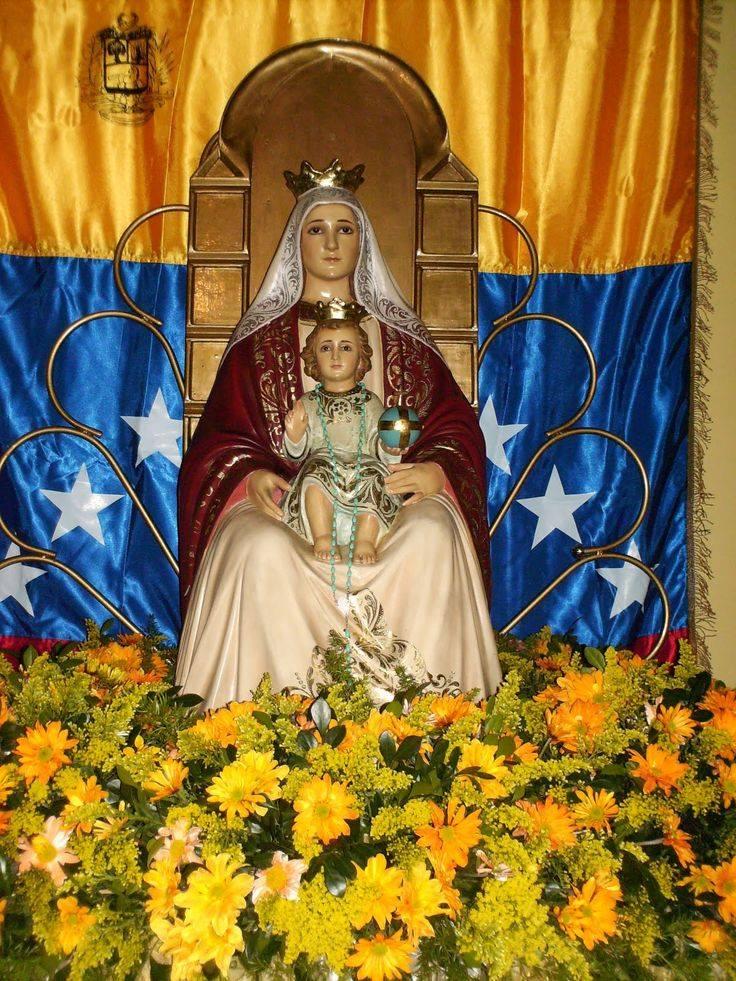 Venezuela: aparición Virgen Coromoto