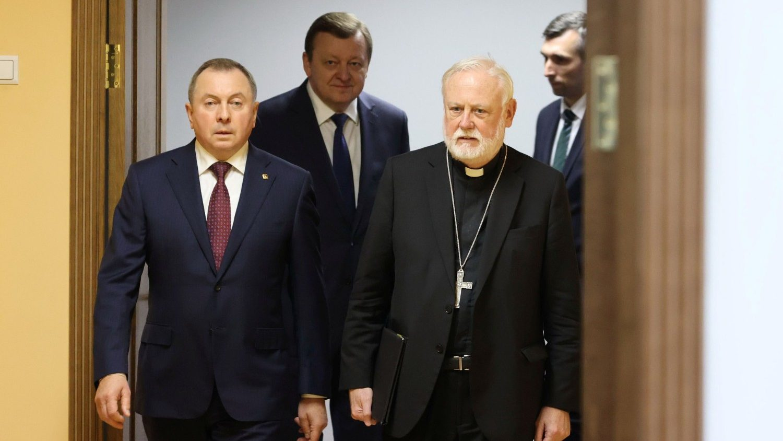 Bielorrusia: Visita del secretario para Relaciones con los Estados