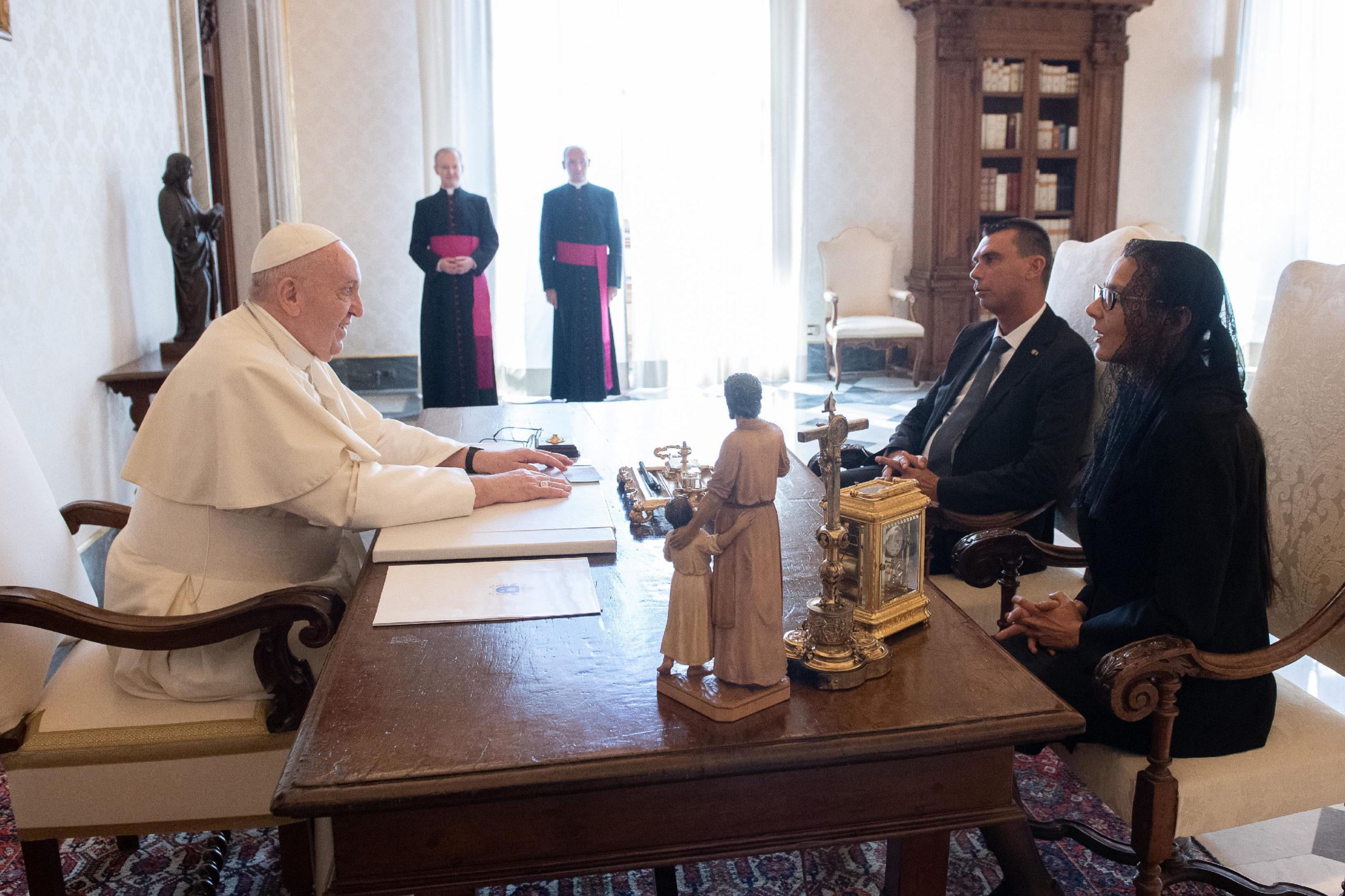 San Marino: Papa regentes