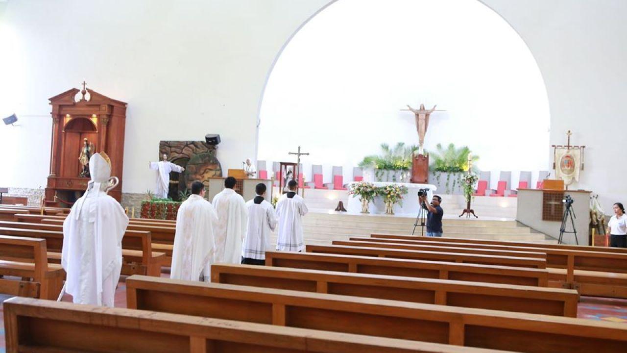 Nicaragua: reapertura templos