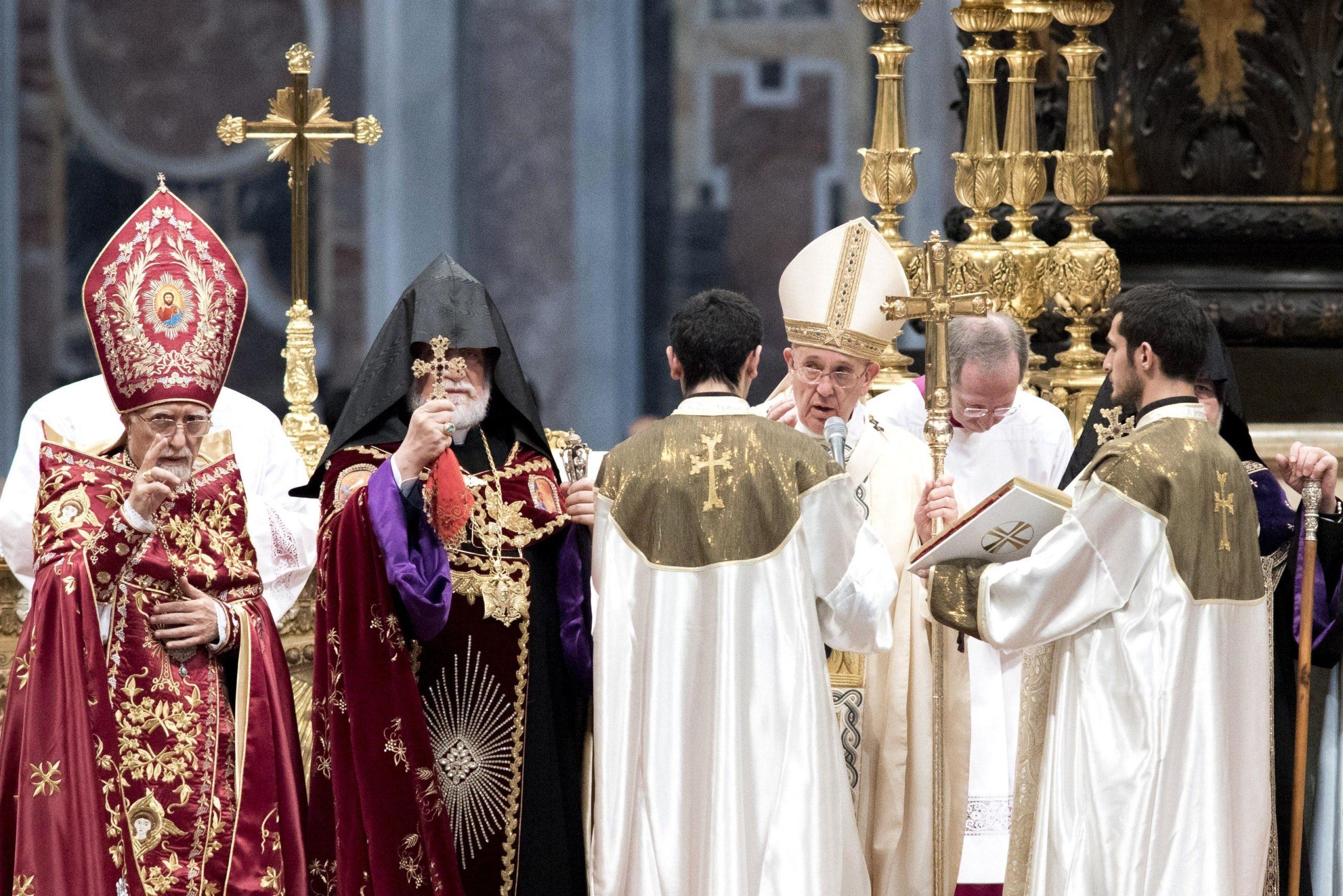 armenios católicos