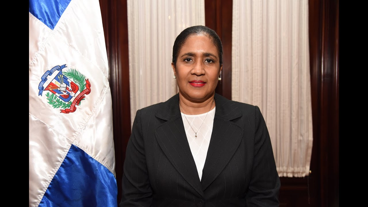 Embajadora República Dominicana