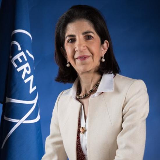 Academia de las Ciencias: Fabiola Gianotti