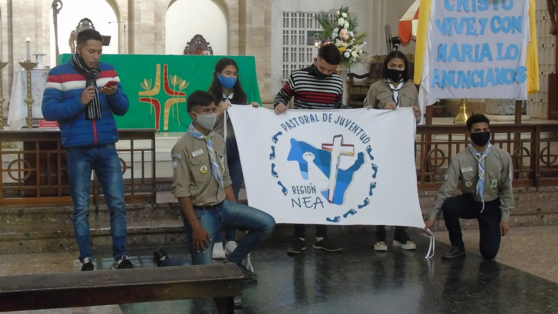 Argentina: Mensaje del Papa a la peregrinación Juvenil a Itatí