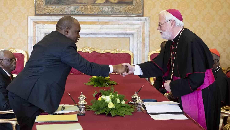 Burkina Faso: Entra en vigor acuerdo de reconocimiento de la Iglesia